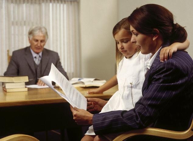 Родительская консультация юриста адвокат по семейному праву Шевцовой переулок