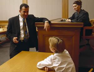 Адвокат для несовершеннолетнего